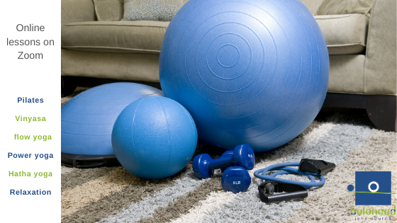 Props for exercising at home